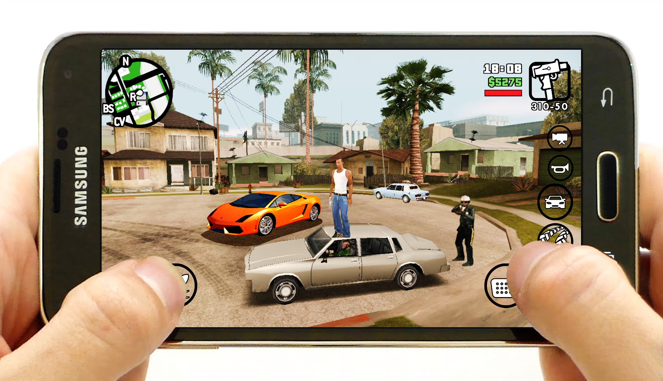 Games Like GTA Under 100MB For Android 2019 - DesertRain